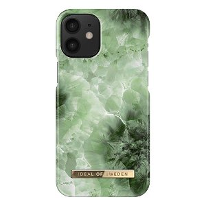 iDeal Of Sweden iPhone 12 Mini Fashion Case - Crystal Green Sky