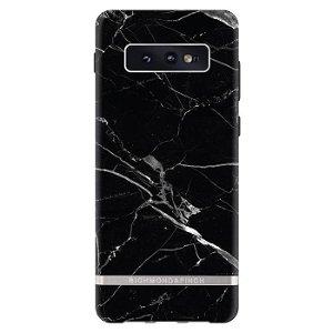 Richmond & Finch Samsung Galaxy S10e Deksel Black Marble