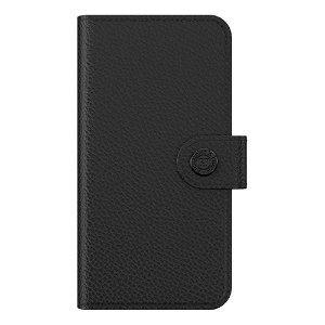 Richmond & Finch iPhone 11 Pro Max 2-IN-1 Wallet med Lommebok & Magnetisk Case - Svart