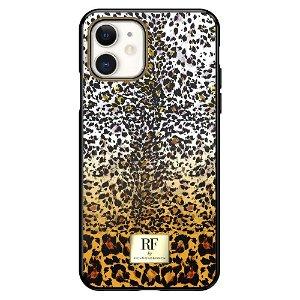 RF By Richmond & Finch iPhone 11 Deksel - Fierce Leopard