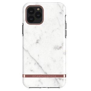 Richmond & Finch iPhone 11 Pro Deksel White Marble
