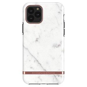 Richmond & Finch iPhone 11 Deksel White Marble