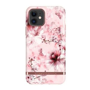Richmond & Finch iPhone 11 Deksel - Rosa Marble Floral