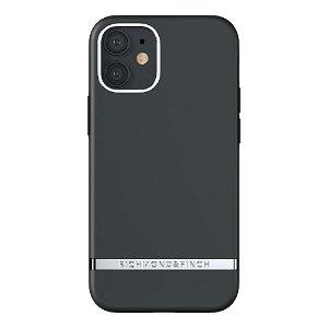 Richmond & Finch iPhone 12 Mini Deksel - Black Out