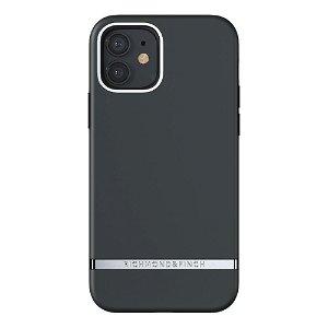 Richmond & Finch iPhone 12 / 12 Pro Deksel Black Out