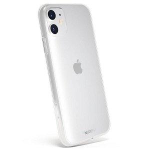 Nudient Thin Case iPhone 11 Deksel - Gjennomsiktigt