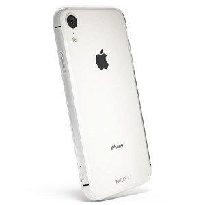 Nudient Thin Case iPhone XR Deksel - Gjennomsiktigt