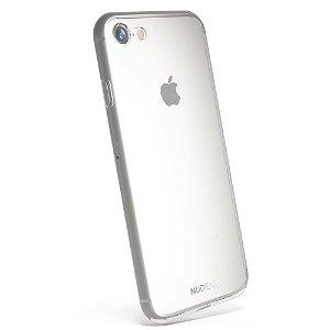 Nudient Thin Case iPhone SE (2020) / 8 / 7 Deksel - Gjennomsiktigt