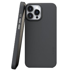 Nudient Thin Case V3 iPhone 13 Pro Max Deksel - Stone Grey