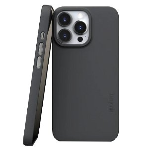 Nudient Thin Case V3 iPhone 13 Pro Deksel - Stone Grey