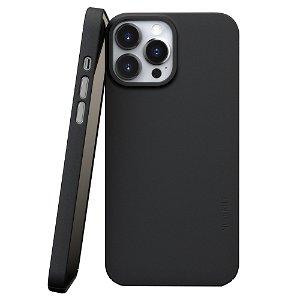 Nudient Thin Case V3 iPhone 13 Pro Max Deksel - Ink Black