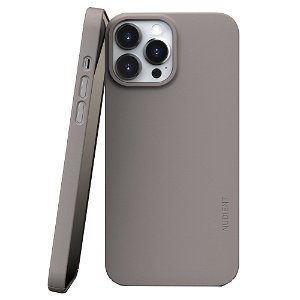 Nudient Thin Case V3 iPhone 13 Pro Max Deksel - Clay Beige