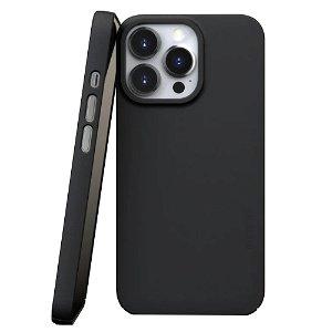 Nudient Thin Case V3 iPhone 13 Pro Deksel - Ink Black