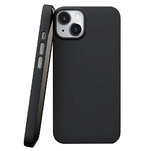 Nudient Thin Case V3 iPhone 13 Deksel - Ink Black