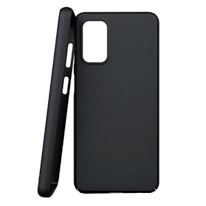 Nudient Thin Case V3 Samsung Galaxy A52 (4G / 5G) Deksel - Ink Black