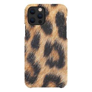 A Good Company iPhone 12 / 12 Pro 100% Plantebasert Deksel - Leopard