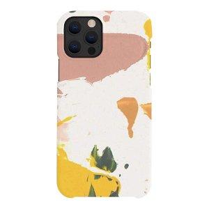 A Good Company iPhone 12 Pro Max 100% Plantebasert Deksel - Color Splash