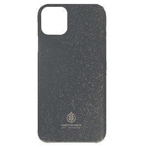 Key Enhanced Miljøvennlig iPhone 11 Pro Max Plastik Deksel - Dark Rock