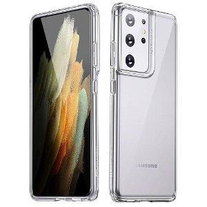 Samsung Galaxy S21 Ultra ESR Project Zero Slim Clear Case Deksel - Gjennomsiktig