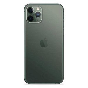 "iPhone 11 Pro Puro ""NUDE"" Ultra Slim Deksel 0.3 mm. Gjennomsiktig"