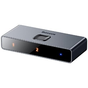 Baseus Matrix HDMI Splitter HDMI Kabel - Space Grey