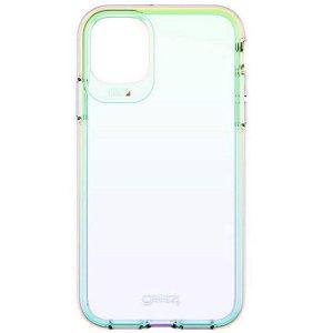 Gear4 D3O Crystal Palace iPhone 11 Plastdeksel - Gjennomsiktig / Iriserende