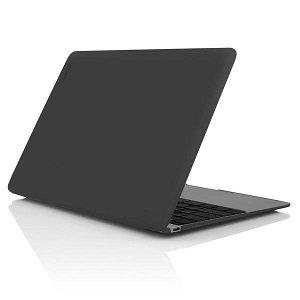 "MacBook 12"" Retina Incipio Feather Ultra Thin Snap-on Case Svart"