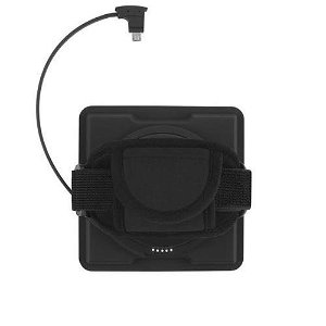 Incipio Capture Battery 8000mAh w. USB Output (PW-273-BLK) - Svart