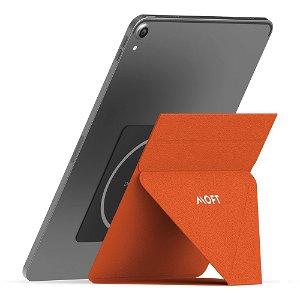 MOFT Snap Nettbrett / iPad - Stativ - Magnetisk Nettbrettholder for Bord - Oransje