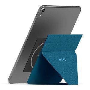 MOFT Snap Nettbrett / iPad - Stativ - Magnetisk Nettbrettholder for Bord - Blå