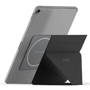 MOFT Snap Nettbrett / iPad - Stativ - Magnetisk Nettbrettholder for Bord - Svart