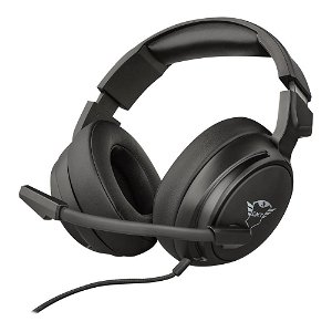 Trust Gaming GXT 433 Pylo Over-Ear Gaming Headset - Svart