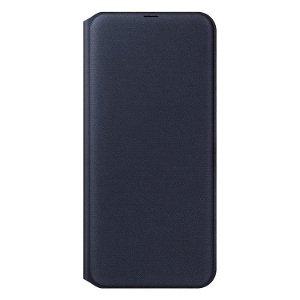 Original Samsung Galaxy A30s / A50 Wallet Case - (EF-WA30s / A505PBEGWW) - Svart