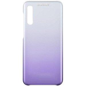 Original Samsung Galaxy A30s / A50 Ultra-thin and Light Gradation Case Lilla (EF-AA30s / A505CV)