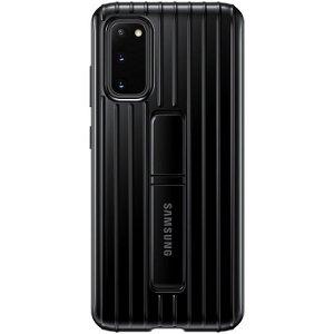 Original Samsung Galaxy S20 Protective Standing Case EF-RG980CB - Svart