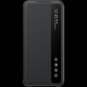 Original Samsung Galaxy S20 Clear View Case EF-ZG980CB Svart