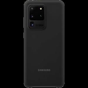 Original Samsung Galaxy S20 Ultra Silicone Case EF-PG988TB - Svart