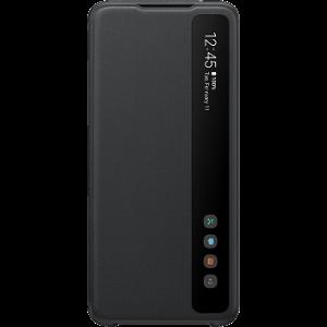 Original Samsung Galaxy S20 Ultra Clear View Case EF-ZG988CB - Svart