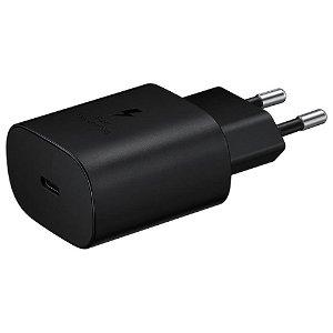 Samsung Super Fast Charge 25W Travel Adapter USB-C - Svart