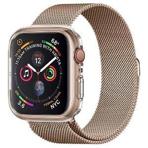 Spigen Liquid Crystal Apple Watch SE/6/5/4 (40mm) Deksel Gjennomsiktig
