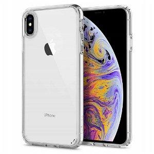 iPhone X / XS Spigen Deksel Ultra Hybrid Gjennomsiktig