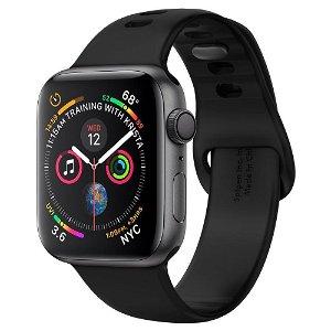 Apple Watch (38-41mm) Spigen Air Fit Watch Band - Svart