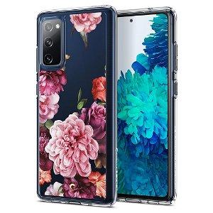Samsung Galaxy S20 FE / S20 FE (5G) Spigen Cyrill Cecile Deksel - Rose Floral