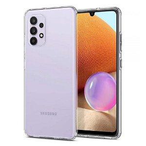 Samsung Galaxy A32 (4G) Spigen Liquid Crystal Deksel - Gjennomsiktig