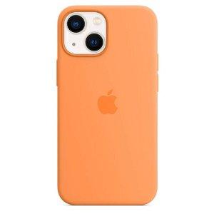 Original Apple iPhone 13 MagSafe Silikondeksel Ringblomst (MM243ZM/A)