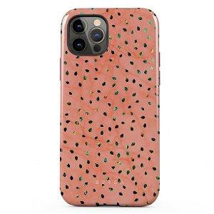 Burga iPhone 12 / 12 Pro Tough Fashion Deksel - Watermelon Shake
