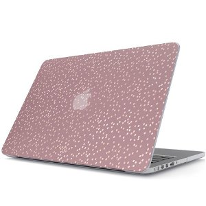 "Burga Macbook Pro 13"" Fashion Deksel - Hot Cocoa"