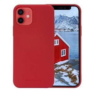 dbramante1928 iPhone 12/12 Pro Greenland Deksel - 100% Resirkulert Plast - Rød