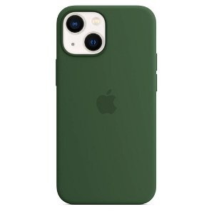 Original Apple iPhone 13 Mini Magsafe Silikondeksel Kløver (MM1X3ZM/A)