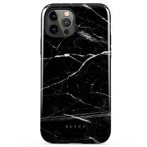 Burga iPhone 12 Pro Max Tough Fashion Deksel - Noir Origin